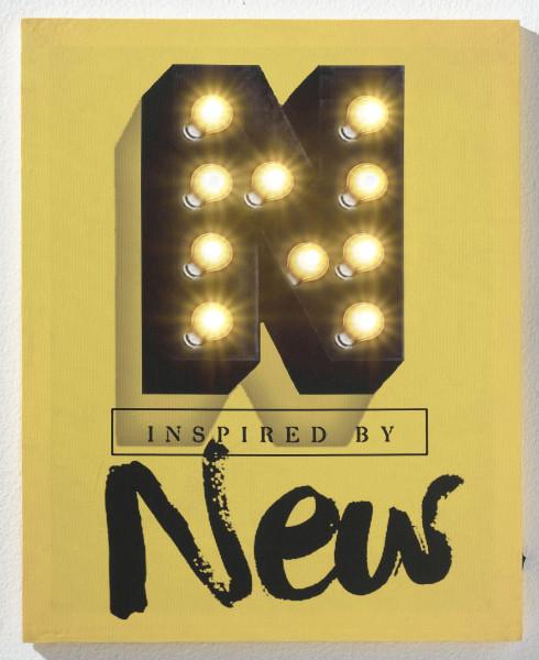 LED-Bild NEW