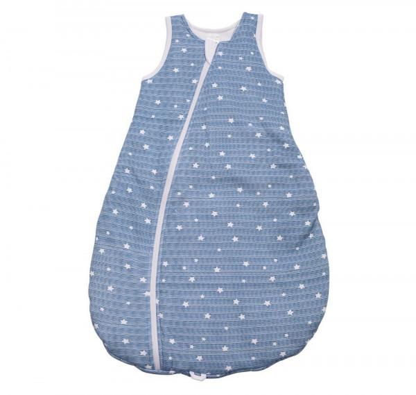 Schlafsack STERNE -blau-