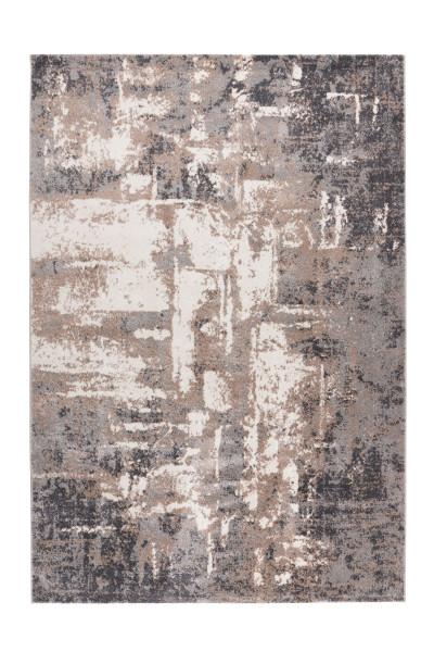 Teppich TRENDY beige-silber