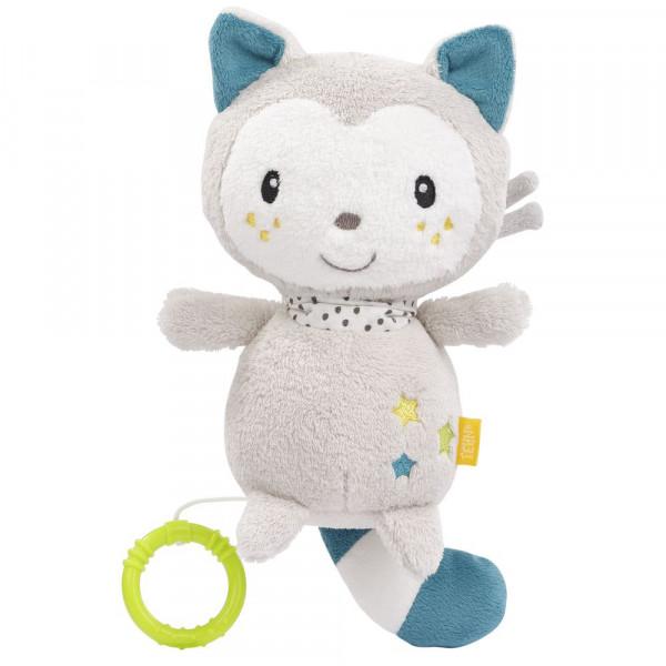 Mini-Spieluhr Katze Fehn