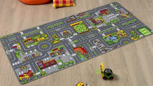 Spielteppich CITY TR
